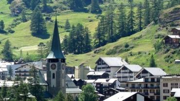 Déménagement Zermatt